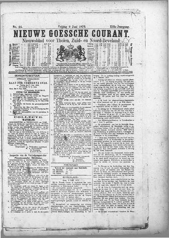 Nieuwe Goessche Courant 1876-06-09