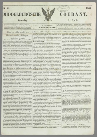 Middelburgsche Courant 1860-04-21