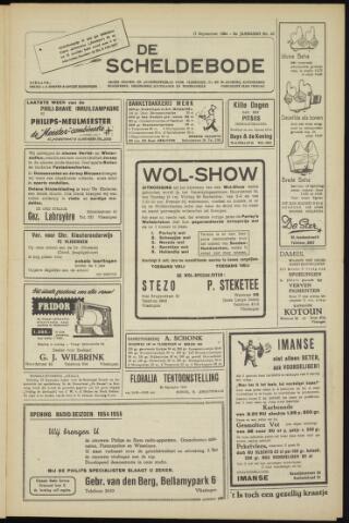 Scheldebode 1954-09-17