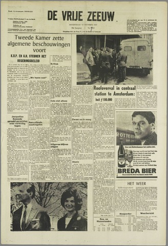 de Vrije Zeeuw 1967-10-12
