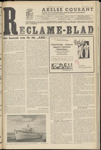 Axelsche Courant 1956-04-25