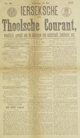 Ierseksche en Thoolsche Courant 1887-05-14