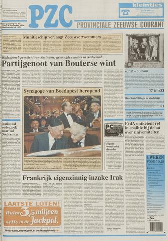Provinciale Zeeuwse Courant 1996-09-06