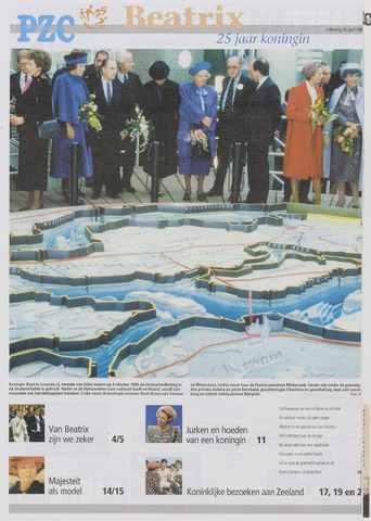 Provinciale Zeeuwse Courant 2005-04-26