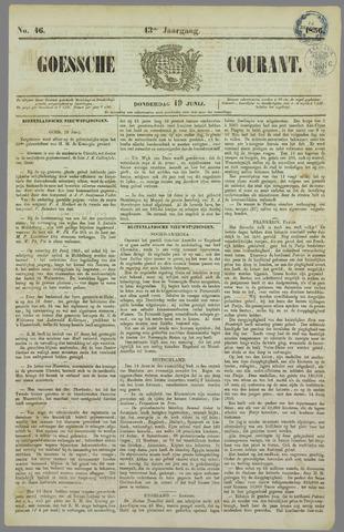 Goessche Courant 1856-06-19