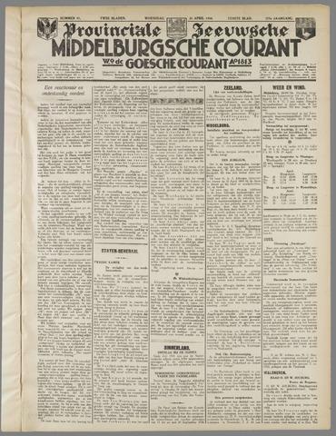 Middelburgsche Courant 1934-04-25
