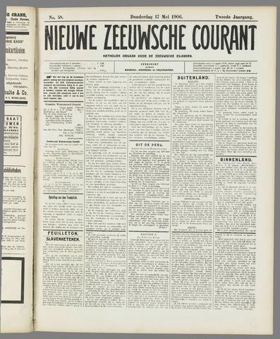 Nieuwe Zeeuwsche Courant 1906-05-17