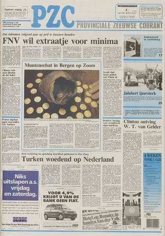 Provinciale Zeeuwse Courant 1995-04-13
