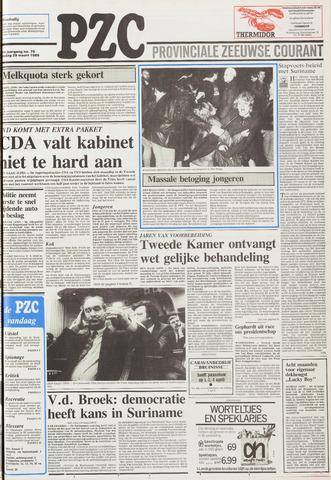 Provinciale Zeeuwse Courant 1988-03-29