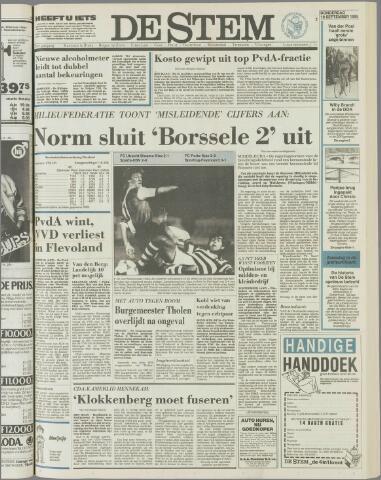 de Stem 1985-09-19
