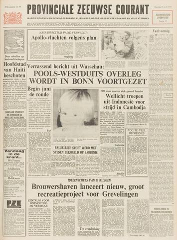 Provinciale Zeeuwse Courant 1970-04-25