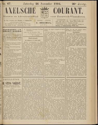 Axelsche Courant 1904-11-26
