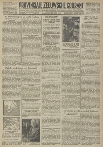 Provinciale Zeeuwse Courant 1942-06-15