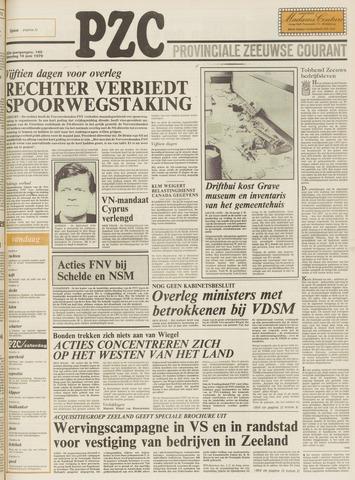 Provinciale Zeeuwse Courant 1979-06-16