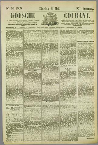 Goessche Courant 1908-05-19