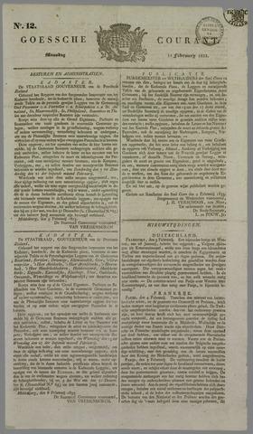 Goessche Courant 1833-02-11