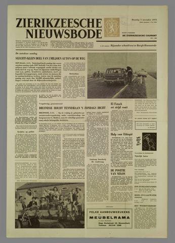 Zierikzeesche Nieuwsbode 1973-11-05