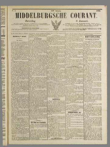 Middelburgsche Courant 1906-01-06