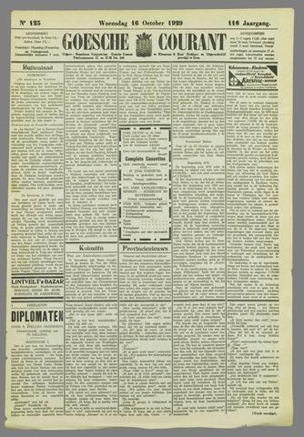 Goessche Courant 1929-10-16