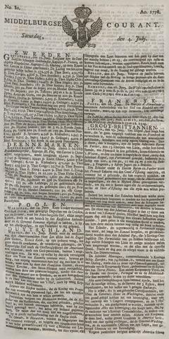 Middelburgsche Courant 1778-07-04