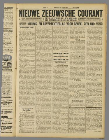 Nieuwe Zeeuwsche Courant 1929-01-31