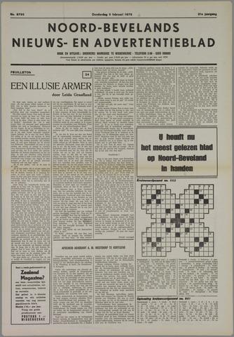 Noord-Bevelands Nieuws- en advertentieblad 1978-02-09