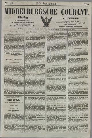 Middelburgsche Courant 1877-02-27