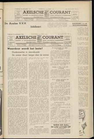 Axelsche Courant 1951-04-11