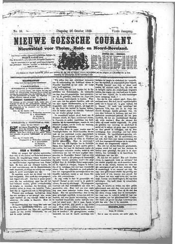 Nieuwe Goessche Courant 1869-10-26