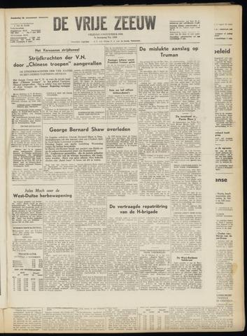 de Vrije Zeeuw 1950-11-03