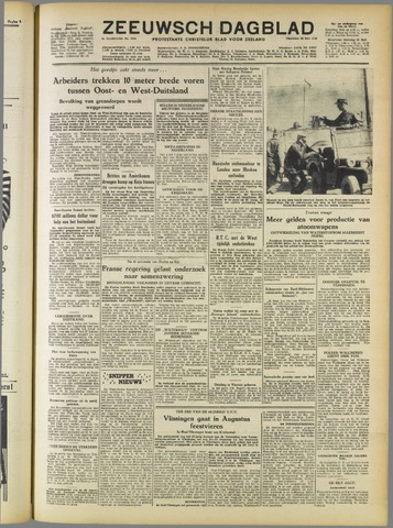 Zeeuwsch Dagblad 1952-05-30