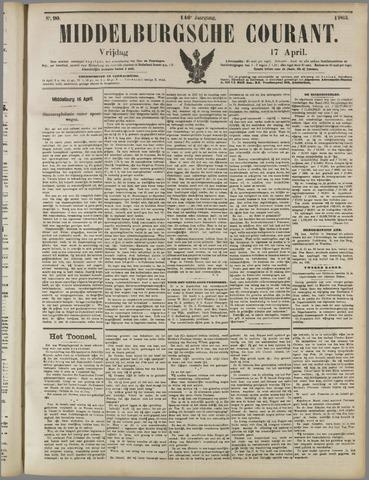 Middelburgsche Courant 1903-04-17