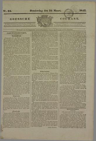 Goessche Courant 1842-03-24