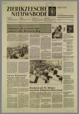 Zierikzeesche Nieuwsbode 1984-07-09