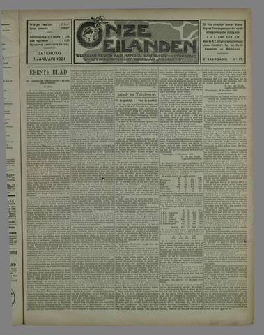 Onze Eilanden 1921