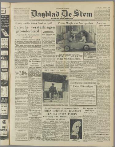 de Stem 1951-04-06