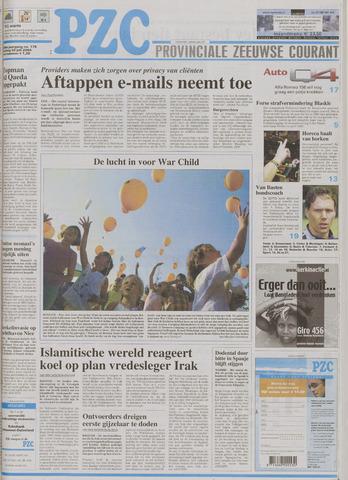 Provinciale Zeeuwse Courant 2004-07-30