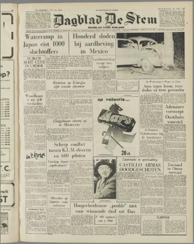 de Stem 1957-07-29