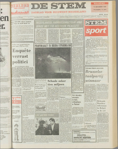 de Stem 1976-10-11