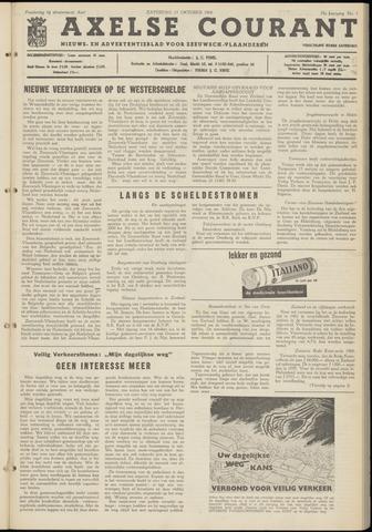 Axelsche Courant 1960-10-15