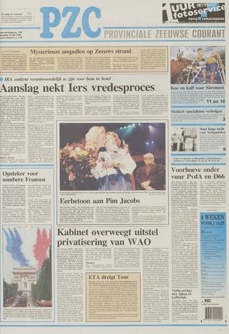 Provinciale Zeeuwse Courant 1996-07-15