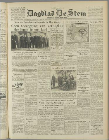 de Stem 1952-10-15