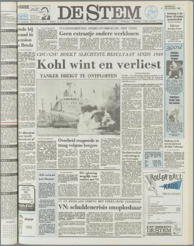 de Stem 1987-01-26