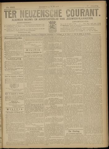 Ter Neuzensche Courant. Algemeen Nieuws- en Advertentieblad voor Zeeuwsch-Vlaanderen / Neuzensche Courant ... (idem) / (Algemeen) nieuws en advertentieblad voor Zeeuwsch-Vlaanderen 1917-03-08