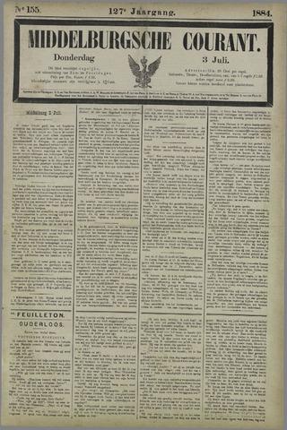 Middelburgsche Courant 1884-07-03