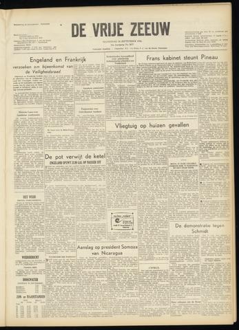 de Vrije Zeeuw 1956-09-24