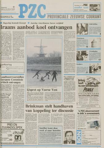 Provinciale Zeeuwse Courant 1991-02-05