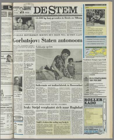 de Stem 1991-03-25