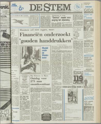 de Stem 1981-05-21