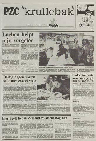 Provinciale Zeeuwse Courant katern Krullenbak (1981-1999) 1993-03-09